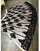 Black net designer embroidered stylist and gorgeous ceremonial lehenga