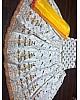 white banglori satin beautiful embroidered ceremonial lehenga