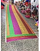 Beautiful Multicolor Printed Ceremonial Saree