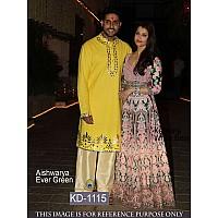 bollywood style gorgeous look joya silk gown
