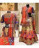 Designer heavy embroidered bridal lehenga