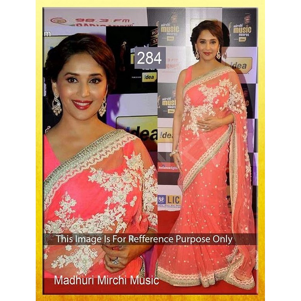 MADHURI MIRCHI MUSIC PITCH SAREE