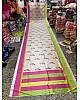 Stylist Cream Printed Any Festival Saree